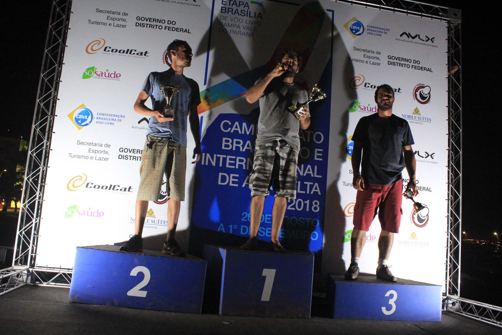 Sport King- Ricardo Juppert, Lucas Santiago e Diego Scofano.