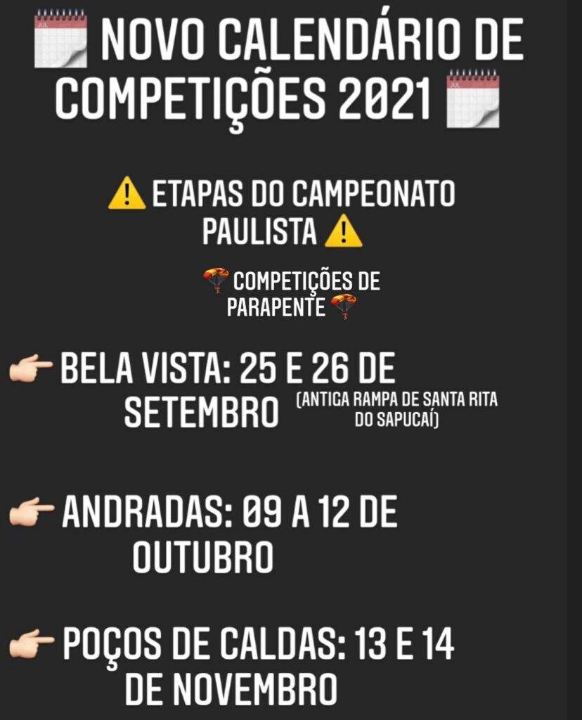 Parapente - Paulista